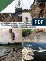 Plan Integral Rio Quito