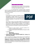 ACTA DE SESIÓN ORDINARIA-2014