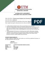 Alternative Assessment Integrity Declaration Form - new (3)