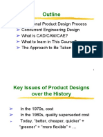 Introduction to cad