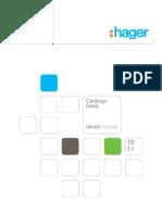 Catálogo Hager