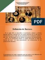 PPT barroco