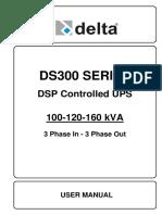 DS 3100-3120-3160 User Manual