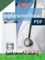 Bates Guia de Exploracion Fisica e Historia Clinica 12a Edicion