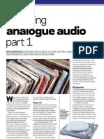 Audio Archiving Part 1