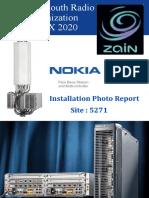 NOKIA ZAIN CAPEX 2020 Installation Photo report_5271
