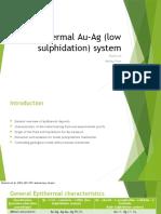 Epithermal Au-Ag_transport and precip