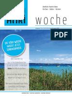 Höriwoche, KW32_2020