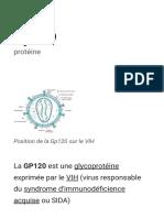 Gp120 — Wikipédia