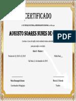 certificado 5