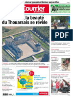 Le Courrier de L Ouest Deux Sevres 07 Aout 2020 FRENCH PDF