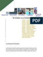 Ciclismo .docx
