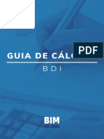 GUIA DE CÁLCULO - BDI