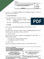 NBR 9836 - Execução de estocagem de mangueira e mangueira montada para uso aeronáutico