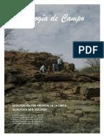 INFORME GEOLOGIA DE CAMPO
