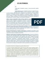 6TO DE PRIMARIA - EBR