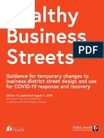 Healthy Business Streets Guide