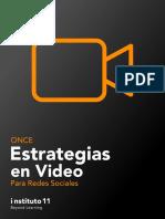 Estrategias en videos para redes sociales_ ONCE
