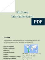 El Boom Latinoamericano SPN215