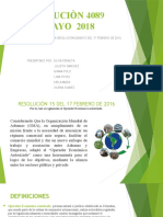 RESOLUCIION 4089 DEL 2018