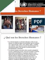 DERECHOS HUMANOS 6TO