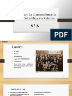 RFEORMA Y CONTRAREFORMA.