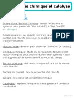 Cinématique chimique et catalyse.pdf