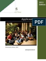 Grass Routes Handbook 2011