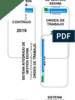 ROTULOS DE ARCHIVADORES