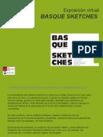 Exposición Virtual Basque Sketches