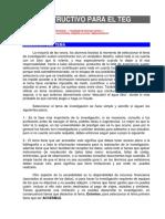 instructivo para el teg-2ULAMERIDA