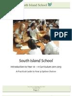 Option booklet _Key Stage 4 Curriculum 2011-2013_v3