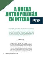 16.1. Esqueda, Sofía, la nueva antropología en internet
