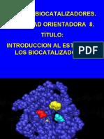 VCO8 BIOCATALIZADORES