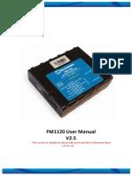 FM1120 User Config Manual v2.5