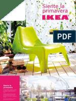 Catálogo IKEA primavera 2011