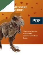 Informe sobre dinosaurios con imagenes.docx