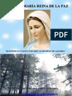 Virgen Maria de Medjugorje