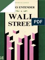 Como Entender a Wall Street