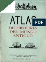 Atlas -Varios Atlas de Historia del Mundo Antiguo y la Edad Media