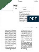 FUENTES - Sieyes + Declaración de los derechos del hombre y el ciudadano + Constitución civil del clero
