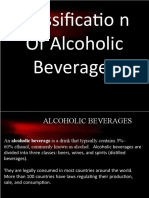 PPT-Alcoholic Beverages Classification
