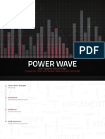 Powerwave software
