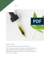 CANNABIS MEDICINAL - artigos científicos
