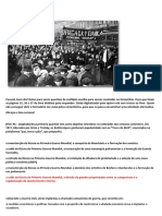 FEUDALISMO - TEXTO DE APOIO