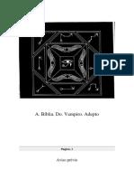 A Bíblia Do Vampiro Adepto Versão 5.PDF