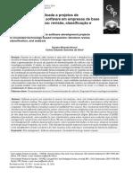 Gestão de riscos aplicada a projetos de desenvolvimento de software em empresas de base tecnologíca incubadas