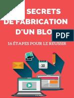 Les secrets de fabrication d'un blog .pdf
