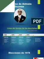Gobierno de Antonio Guzmán