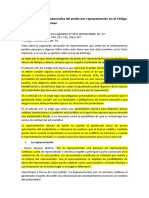 Resumen de la Aspectos esenciales del poder por representación en el Código Civil peruano.docx